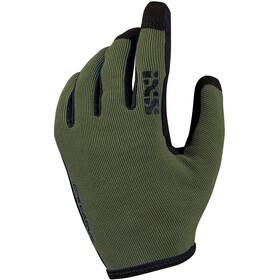 IXS Carve Gloves Kids, olive